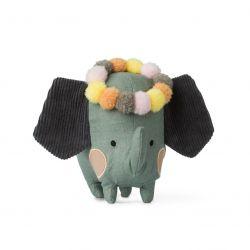 Peluche éléphant 18 cm Picca Loulou
