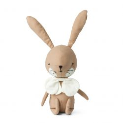 Peluche lapin rose 18 cm Picca Loulou