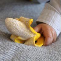 Jouet à machouiller - Ana la banane à dentition