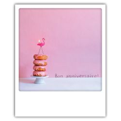 Carte pickmotion - Bon anniversaire