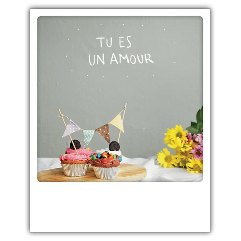 Carte Pickmotion Tu Es Un Amour