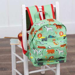 Sac à dos maternelle pour enfants - Animaux de la savane