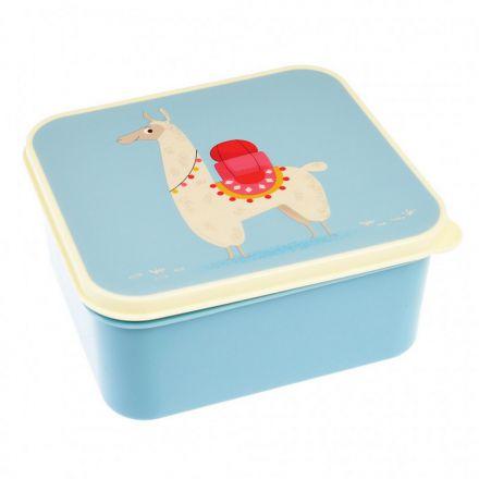 Boîte à lunch lama