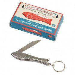 Couteau de poche poisson