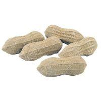 Set de 4 gommes cacahuete