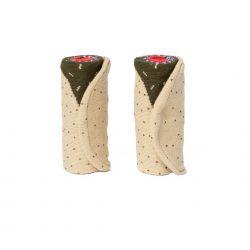 Chaussettes burrito