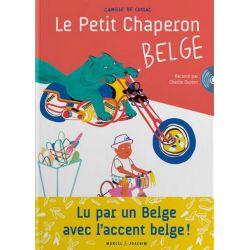 Livre le petit chaperon belge Marcel et Joachim