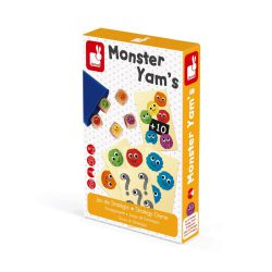 Jeu de stratégie - Monster yam's