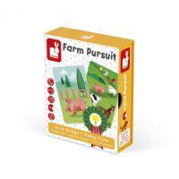 Jeu de stratégie - Farm pursuit - Ferme