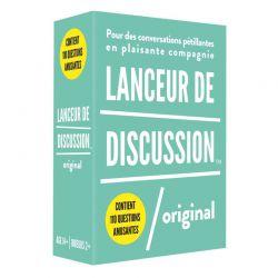 """Jeu """"Lanceur de discussion, original"""""""