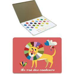 Le roi des couleurs - Boîte de peinture