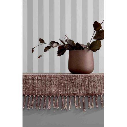 Petit pot à fleurs - Roughened - Fer rouge - 16 x 15 cm
