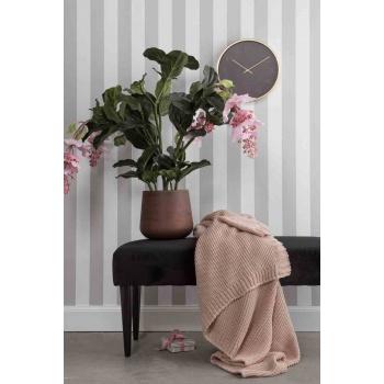 Grand pot à fleurs - Roughened - Fer rouge - 24 x 22 cm