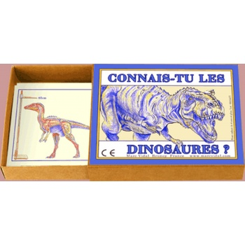 Connais tu les dinosaures ?