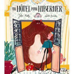Livre - Un hôtel pour hiberner