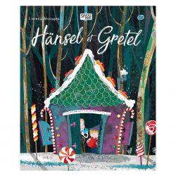 Livre à découpes - Hansel et Gretel