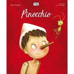 Livre à découpes - Pinocchio Sassi Junior