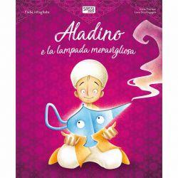Livre découpes - Aladin et la lampe merveilleuse