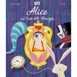 Livre découpes - Alice au pays des merveilles
