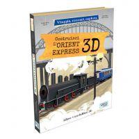 Voyage, découvre, explore - Construis l Orient express 3D