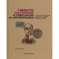 3 minutes pour comprendre les 50 thèmes majeurs de l'anthropologie