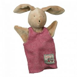 Marionnette Sylvain le lapin - Moulin Roty