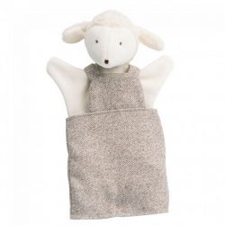 Marionnette Albert le mouton - Moulin Roty