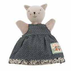 Marionnette Agathe la chatte - Moulin Roty