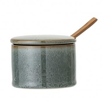 Pot à sucre et sa cuillère Pixie - Bloomingville