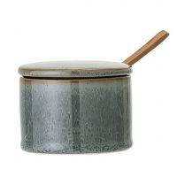 Pot à sucre et sa cuillère - Bloomingville