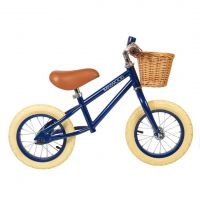 Draisienne - first go - bleu Banwood