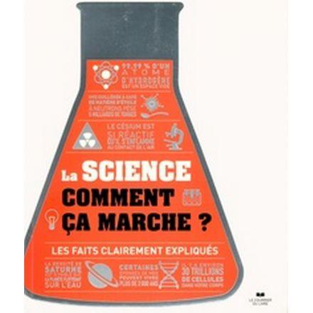 Livre - La science comment ça marche ?