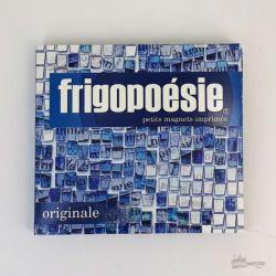 Frigopoésie Originale - Petits magnets imprimés