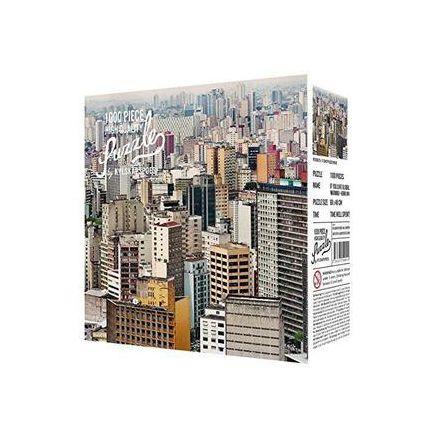 Puzzle Sao Paulo by Jens Assur - 1000 pièces
