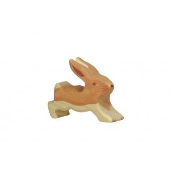 Animal en bois - Holztiger - Lapin