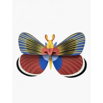 Papillon géant en 3D - Studio roof