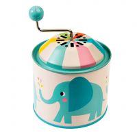 Boite à musique - Elvis l'éléphant