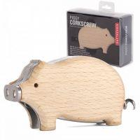 Tire bouchon cochon