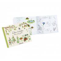 Cahier d'activités - Dans mon jardin Moulin Roty - 36 pages