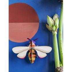Abeille en 3D - Honey bee - Studio Roof