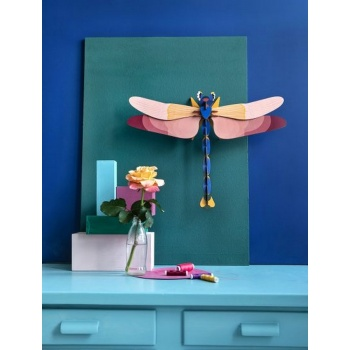 Libellule géante en 3D - Dragonfly - Studio Roof