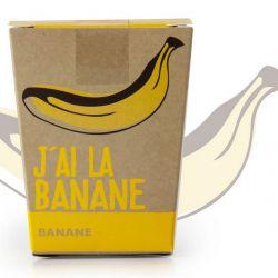 Kit avec pot, terre et graines à semer - J'ai la banane