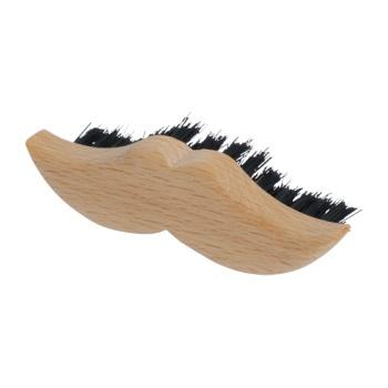 Brosse à barbe - Moustache Redecker