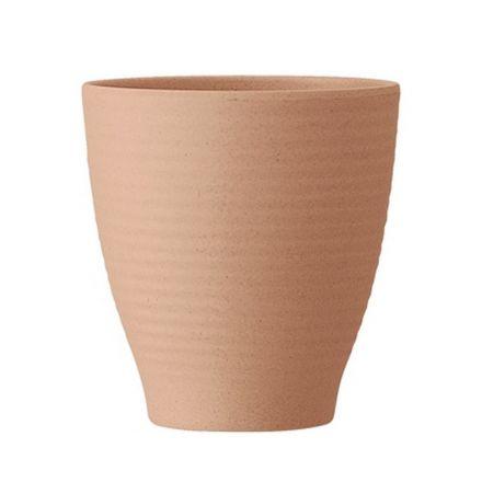 Verre bambou Orangé 8.5 cm