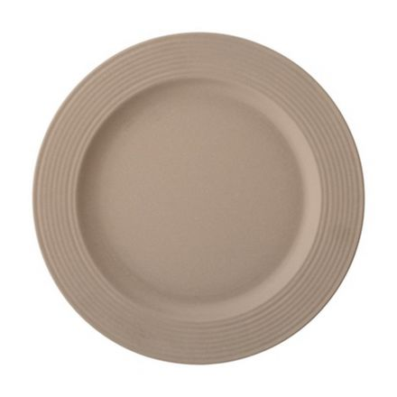 Grand assiette bambou pierre - 26 cm