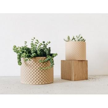 Cache-pot succulente Piko S - Made in France - Minimum Design