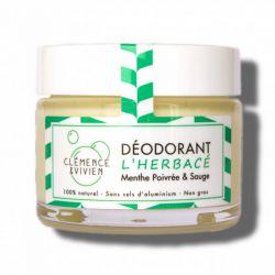 Déodorant naturel - L'herbacé