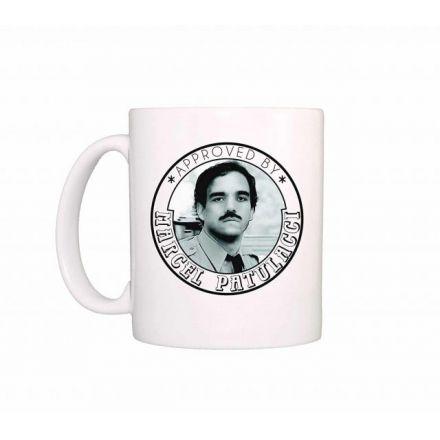 """Mug """" Marcel Patulacci"""""""