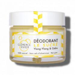 Déodorant naturel - Ylang ylang et cèdre Clémence et Vivien
