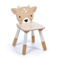 Chaise en bois biche pour enfant Tender Leaf Toys